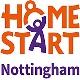 HomeStart Nottingham Logo