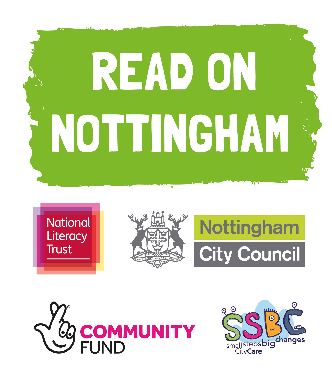 Read On Nottingham Logo