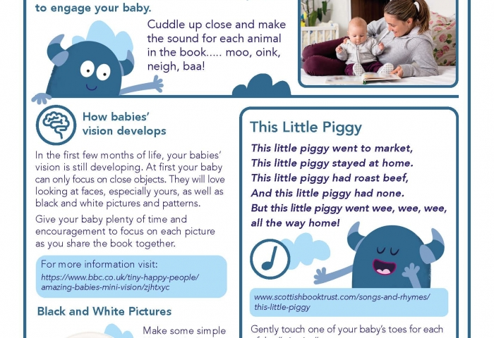 Baby Touch Animals by Ladybird